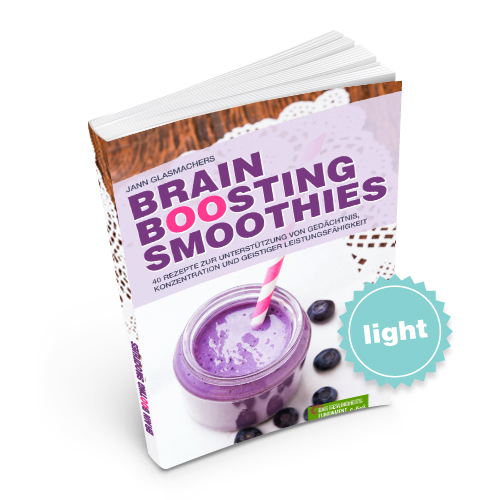 Brain Boosting Smoothies Light