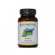 Niacin von Rocky Mountain Phyto Essentials