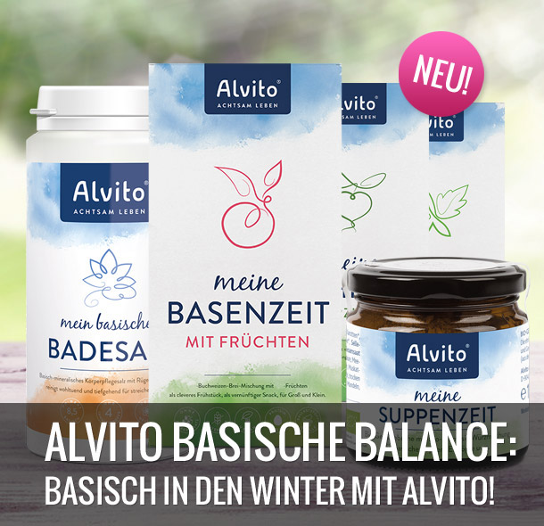 Alvito - basische Balance