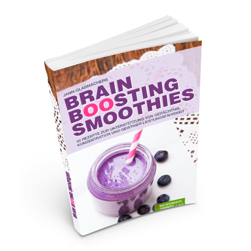 Brain Boosting Smoothies - Ebook