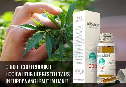 Cibdol CBD Produkte