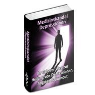 Medizinskandal Depressionen - eBook