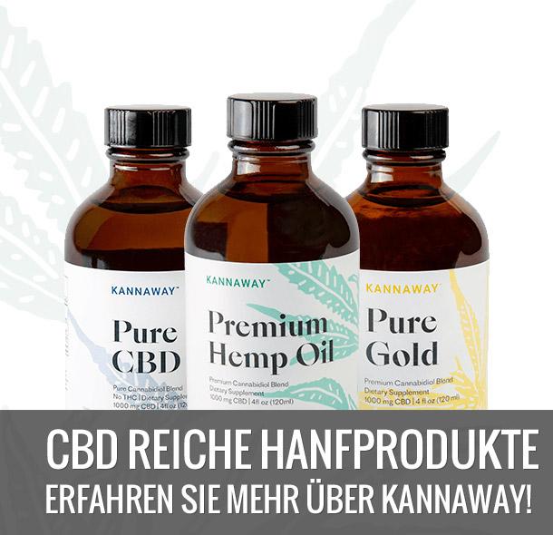 Kannaway CBD Öl