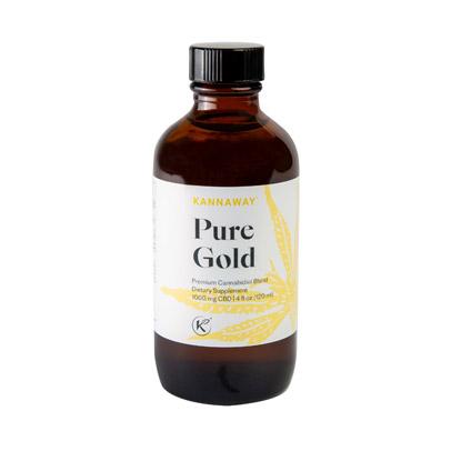 Kannaway Pure Gold CBD-Öl