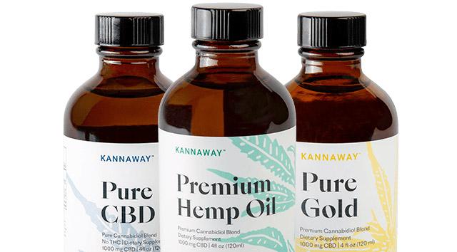 Kannaway CBD Produktspektrum