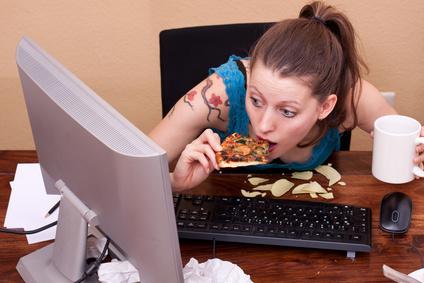 Langsam essen ist gesünder