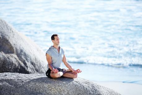 Meditation ist gesund