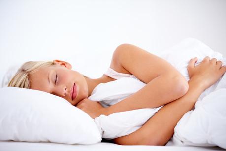 Schlafen zur Erholung