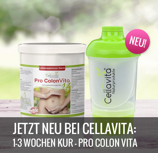 Pro Colon Vita von Cellavita