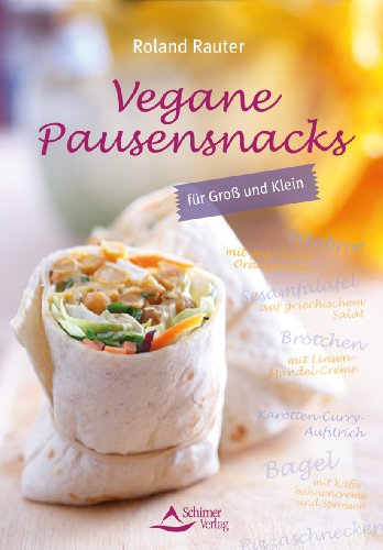 Vegane Pausensnacks