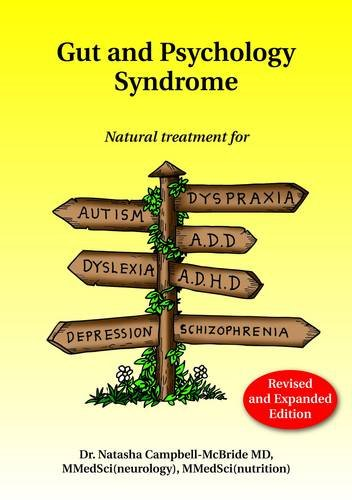 GAPS Gut and Psychology Snydrome