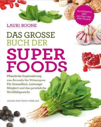 Das große Buch der Superfoods