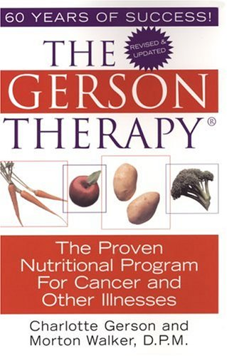 The Gerson Therapy - Revised