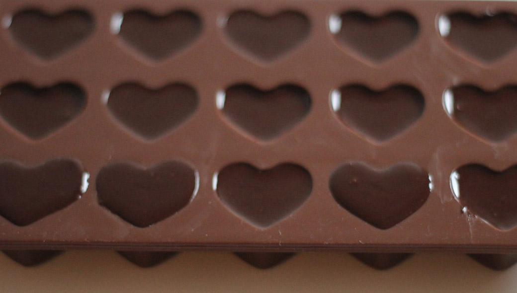 Freezer Chocolate nach Markus Rothkranz Förmchen