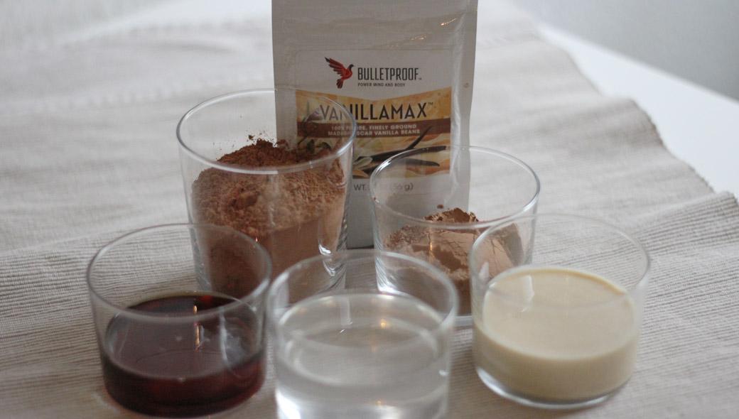 Freezer Chocolate nach Markus Rothkranz Zutaten