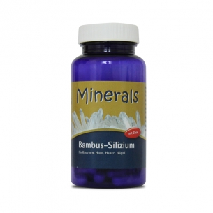Minerals Bambus Silizium