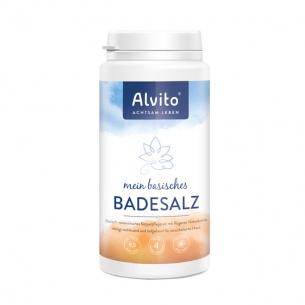 Mein Basisches Badesalz von Alvito - 400g