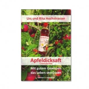 Apfeldicksaft - in Rohkostqualität