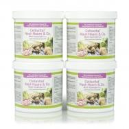 Cellavital Haut-Haare & Co. - Multi-Synergie-Vita - Vorsorgepaket - 4 x 180 Kapseln