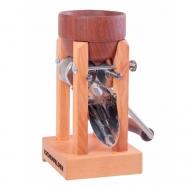 Korn-Quetsche Tischmodell Nussbaum