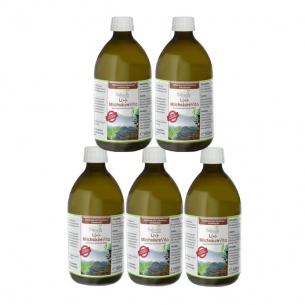 L(+)-MilchsäureVita Vorsorgepaket 5 x 500 ml von Cellavita