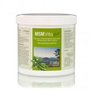 MSMVita Plus- 3 Monatsvorrat- 450 Kapseln