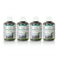 Omega-3 Vita Pflanzenkonzentrat Vorsorgepaket 4x 200ml von Cellavita