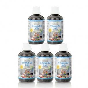 Vitamin D3 kids von Cellavita Vorsorgepaket