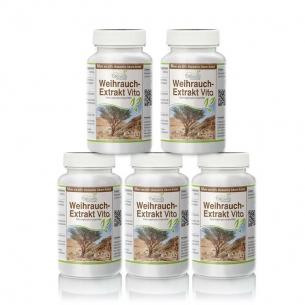 Weihrauch Extrakt von Cellavita Vorsorgepaket