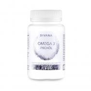 Omega-3 Fischöl von DIVANA - 90 KPS