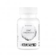 Zinc + Carotinoids von DIVANA - 60 KPS
