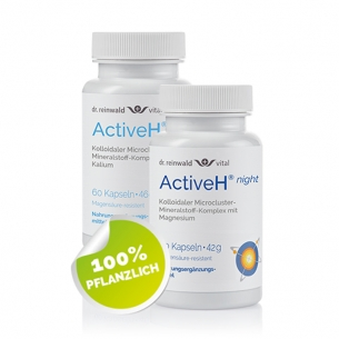 Active H® day & night Kombipack von Dr. Reinwald