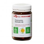 Curcumin Extrakt 45 von Dr. Wolz
