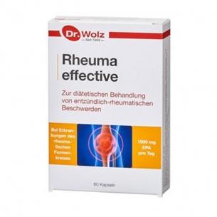 Rheuma effective Dr. Wolz