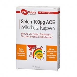 Selen ACE 100 µg von Dr. Wolz