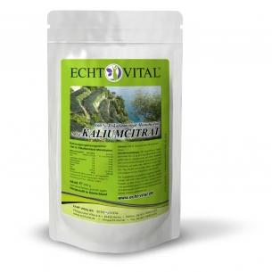 Kaliumcitrat 200g von ECHT VITAL