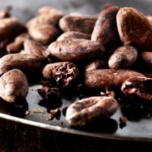 Raw Bites Kakaobohnen