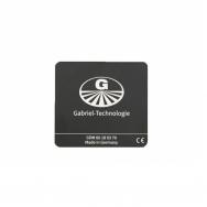 Gabriel-Chip für Smartphone, Laptop, Tablet, schwarz von Gabriel-Tech