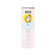 eco-cosmetics Sonnencreme Baby & Kids LSF 50+, 50 ml
