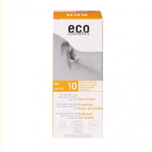 eco-cosmetics Sonnencreme LSF 10, 75 ml