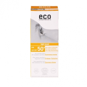 eco-cosmetics Sonnencreme LSF 50+, 75 ml