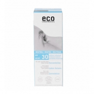 eco-cosmetics Sonnenlotion LSF 30, 100 ml - ohne Parfum