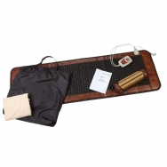 Turmalin IF-Thermo-VitalMatte SET: Standard (190 x 60 cm), Kopfkissen, Fernbedienung, Schonbezug, Tasche