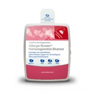 Allergo-Screen® Nahrungsmittel Bluttest