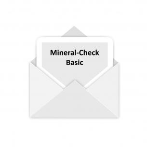 Mineral Check Basic