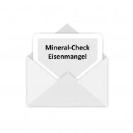 Mineral-Check Eisenmangel