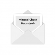 Mineral-Check Hausstaub