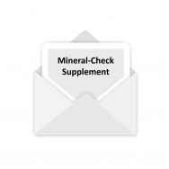 Mineral-Check Supplement