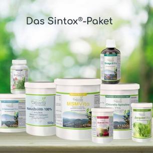 Detox Vorsorgepaket von Cellavita