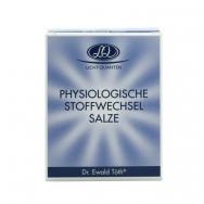 Dr. Ewald Töth Physiologische Stoffwechsel Salze, 180 Kapseln